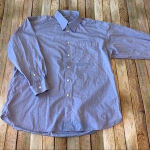 Ike Behar men's dress shirt size 16.5-33